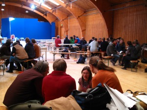 Open Space Groups