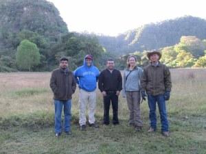 Upper grazing pastures at El Jabali Ranch